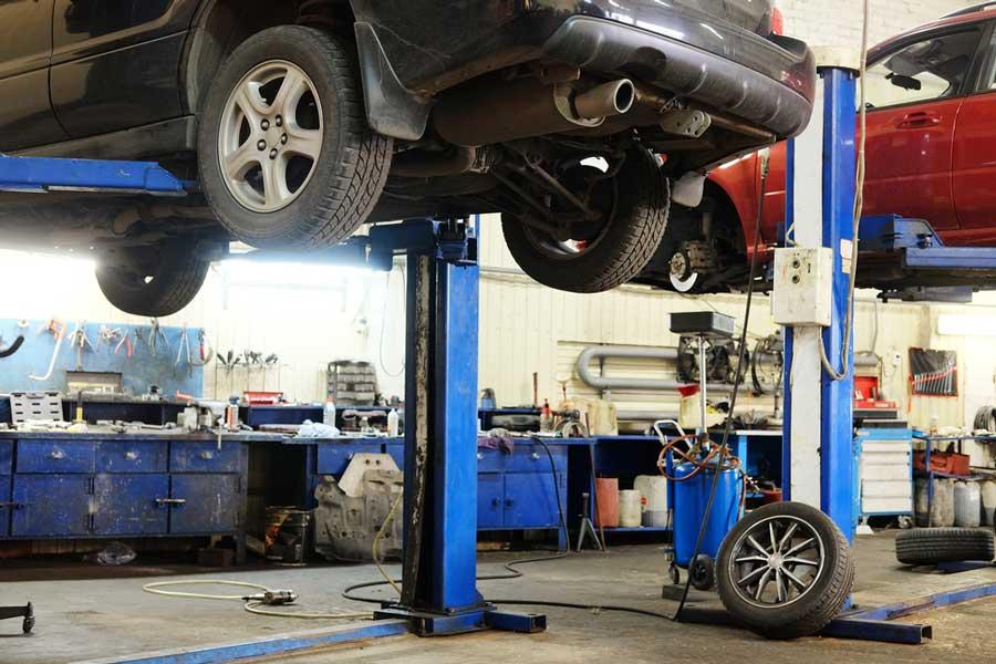 Tes vous risque snegq for Investir dans un garage automobile